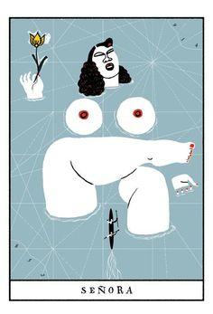 Arnal Ballester Graphic Design Posters, Graphic Art, Digital Illustration, Graphic Illustration, Tarot, Typography Prints, Illustrations And Posters, Picture Design, Geometric Designs