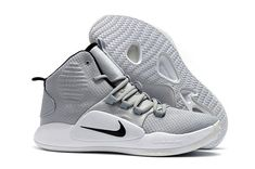 best loved 0a843 d639f Nike Hyperdunk X EP-2 Brand Basketball Cheap Sneaker Wholesale Metallic  Silver Camo Sup Suede
