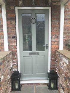 Love my freshly painted Farrow and ball pigeon door & Farrow \u0026 Ball - Pigeon https://upvcfabricatorsindelhi.wordpress ... Pezcame.Com