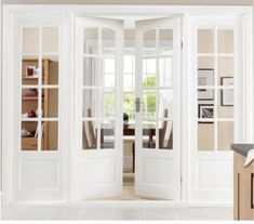 If you are thinking about beautifying your home interior, you should not forget the presence of interior doors. Interior doors are different with the doors design, french doors, french doors design, interior doors Interior Double French Doors, Glass French Doors, French Doors With Sidelights, Bifold French Doors, Double Glass Doors, French Windows, Interior Design Blogs, Interior Photo, Design Interiors