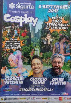 Il Magico Mondo dei Cosplay a Valeggio sul Mincio VR http://www.panesalamina.com/2017/58680-il-magico-mondo-dei-cosplay-a-valeggio-sul-mincio-vr.html