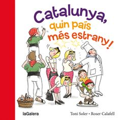 Catalunya, quin país més estrany! Tapas, Toddler Books, Comics, Kids, Fictional Characters, Toddlers, Products, Party, Libros