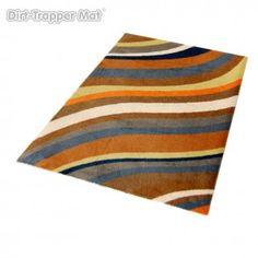 Dirt-Trapper Design Mat - Modern Stripes Kentucky- 75 x 100 cm #stripes