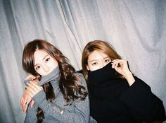 SNSD SooYoung and Tiffany posed for a set of cute and cool pictures ~ Wonderful Generation ~ All About SNSD, Wonder Girls, and f(x)