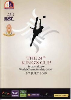 Sepaktakraw  KING'S CUP