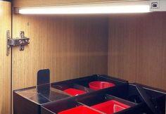 #EBCO - Linear Slim 4 - (IR SENSOR)  #heighefficiency #lamp #inbuilt #IRSENSOR used for #openablewardrobes #cabinets #drawers  For further details, WALKIN to our #DisplayCentre - L'Atelier #MultiBrandShowroom in #Kormangala 5th Block
