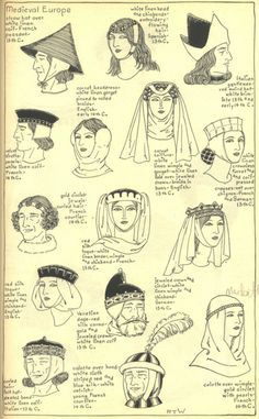 12th century clothing - Google Search