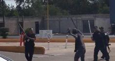 Hombres armados con machetes aterrorizan Sonora
