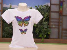 Arte Brasil | Camiseta Customizada - Rosana Pardo