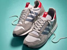 We present the upcoming 2012 adidas Consortium ZX 500 OG running shoe.
