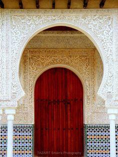 Algerian Architecture Royal Palace El Méchouar - Tlemcen