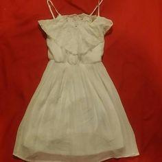 Dress White Dress Iz Byer Dresses Maxi