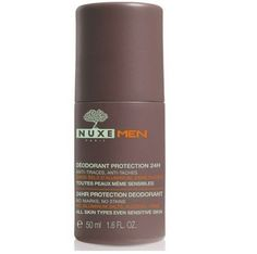 Nuxe Men Protection Deodorant 24hr Gün Boyu Etkili Deodorant 50 ml Ürünü ile kişisel bakımınızı yaparak doğal görümünüzü korumanın keyfini çıkarın. Dilerseniz diğer Nuxe ürünlerimizi http://www.portakalrengi.com/nuxe adresini ziyaret ederek inceleyebilirsiniz. #Nuxe #ürünleri #cilt #bakımı #güneş #koruyucu #temizleyici #yüz #vücut #nemlendirici #süt #aydınlatıcı #kırışıklık #giderici #gece #gündüz #kremi #losyon #şampuan #parfüm #emülsiyon #maske #peeling