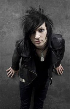 Jinxx aka #JeremyFergers from the fictitious metal vampire band White Coffin…