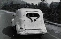 Le voyage mexicain, 1965, Bernard Plossu