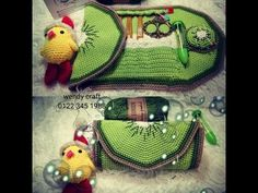 Crochet hooks case . p4end