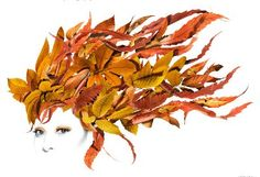 Fall Leaves by Michel Tcherevkoff