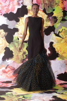 Isaac Mizrahi Spring 2012 Ready-to-Wear Fashion Show - Nana Keita