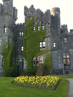 Ashford Castle  Cong  Co. Mayo, Ireland