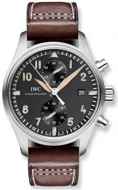 IW387808 Pilot's Watch Chronograph Edition Collectors Watch