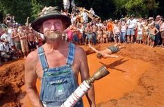 Redneck Games   11 Competitions That Are A Wee Bit Not Normal