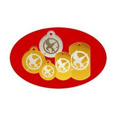 Charm #3: Mockingjay symbol