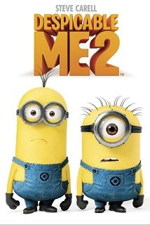 Steve Carell & Kristen Wiig & Chris Renaud & Pierre Coffin -Despicable Me 2 Steve Carell, Great Movies, New Movies, Movies To Watch, Movies And Tv Shows, Movies Online, Awesome Movies, Tv Watch, Movies Free