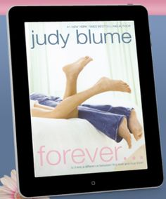 """Judy Blume's teen classic """"Forever"""" is an ebook for the first time"""