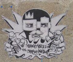 """Le masque """"OCT"""". By Persu http://francispersu.blogspot.fr/"""
