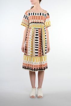 Hopi Dress by Obus Clothing. Follow the Spring 2014 collection with hashtag - #hopiraindance. http://obus.com.au/