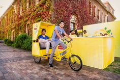 Taste the Brightside | Lipton Easter 2015 | Campus Sampling Activation
