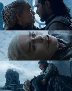 The struggle for the Iron Throne within and outside the lands of Westeros amid a global threat in a form of The White Walkers. Game Of Thrones Facts, Game Of Thrones Funny, Jon Snow, Got Merchandise, Film Manga, Eddard Stark, My Champion, Got Memes, Iron Throne
