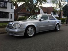 Welcome to Classics of London - We specialize in supplying modern classics and luxury cars at the highest of standards. We also offer storage, export and sourcing of classic or luxury vehicles for… Mercedes E 500, Classic Mercedes, Mercedes Benz Cars, Merc Benz, Benz E Class, Sport Cars, Exotic Cars, Luxury Cars, Cars For Sale