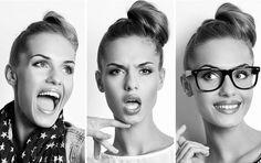 Sieht witzig aus, hilft aber: Gesichtsgymnastik für jeden Tag