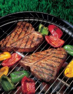 Barbecue (noun) - either a) a device, called a pit, used most often to cook (usually tougher and/or larger) pieces of meat at low temperatures with indirect ...