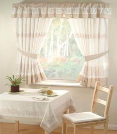 125 Meilleures Images Du Tableau Rideaux Cuisine Curtain Designs
