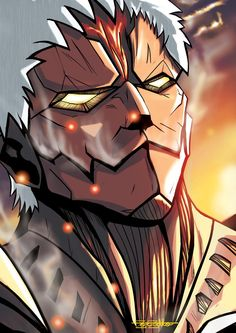 Armored Titan - Attack on Titan by NPZorzetto on DeviantArt    Probably you guys wanna draw Armored Titan, this image seems easy to be draw    Thanks for the image