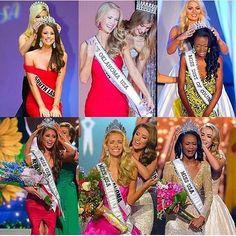 """Las chicas del Miss USA pasan primero por un concurso regional así como un """"Miss Anzoátegui"""" para luego participar en el Miss USA y luego en el Miss Universo. Por ello cuando ganan el Miss USA no tienen que pasar por 1 año de preparación porque ya van preparadas✨. . . #missvenezuela #missuniverso #venezuela #venezolana #humorvzla #missuniverse #missusa #dayanamendoza  #missphilippines #edymarmartinez #beautypageant #misstierra #missearth #swimsuitcompetition #humorvenezolano  #mariamhabach…"""