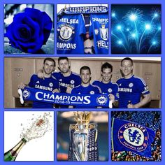 We are the Champions  #Legends  #BlueIsTheColour  #SimplyTheBest  So Proud to be blue CHELSEA #UTC