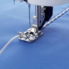couching foot for sewing machine | ... Couching/Braiding Foot and your machine's decorative stitches to sew