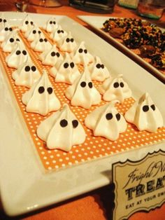 Aren't these little ghosts cute....