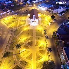 """Rubiataba. """"Rainha do Vale"""" Fica a 220km de Goiânia, ao norte do Estado.  Considera a capital moveleira do estado de Goiás.  Dica de @lidialemes"""