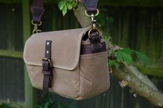 ONA Bowery Shoulder Bag in tan. #ONA #Bowery #Tan #FujiXT1