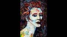 Citizen, Saatchi Art, World, Videos, Painting, Collection, Expressionism, Artworks, Portraits