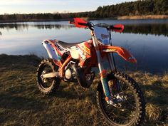Ktm 300 exc Factory 2015 - am See
