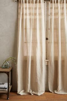 Cadence Curtain #Anthropologie