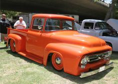 1956 F100 Shaved
