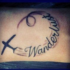 #tattoodesign#traveltattoos#tattoidea#maybe#lovetotravel#plane#fly