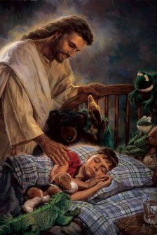"""""""Nightwatch"""" Lord watch over my baby boy like this every day of his beautiful life. Amen."""