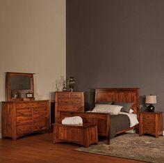 Boulder Creek Bedroom Suite